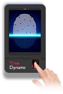 Biometric Fingerprint Software - Time Dynamo