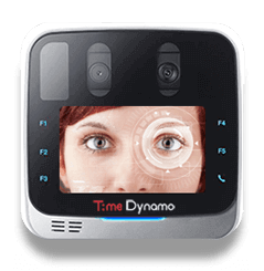 Biometric Iris Scanner - Time Dynamo